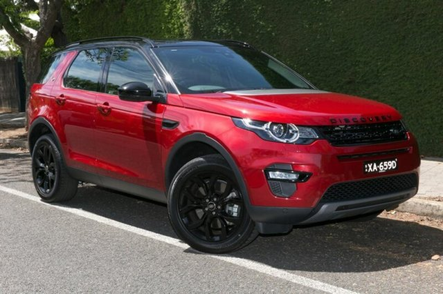 Demonstrator, Demo, Near New Land Rover Discovery Sport SD4 HSE, Hawthorn, 2017 Land Rover Discovery Sport SD4 HSE Wagon