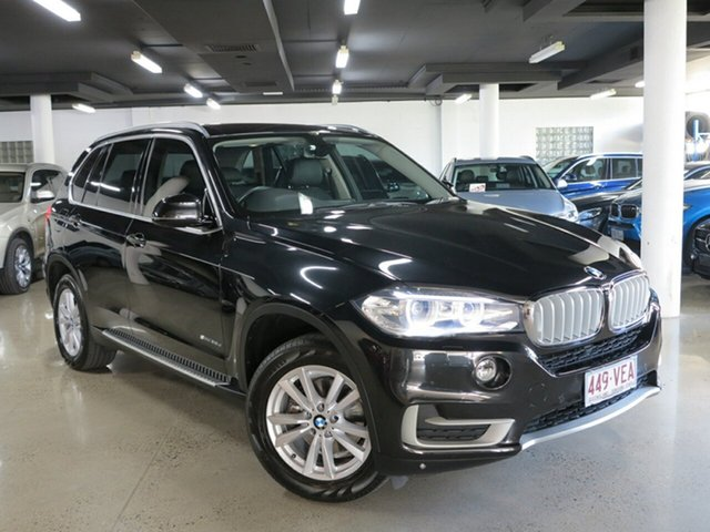 Used BMW X5 sDrive25d, Albion, 2014 BMW X5 sDrive25d Wagon