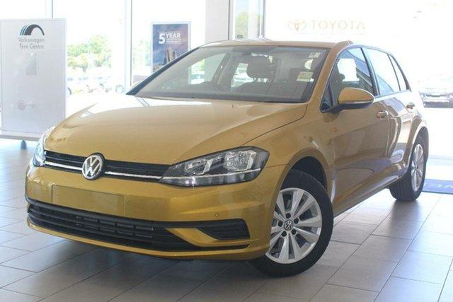 New Volkswagen Golf MY19 VOLKSWAGEN GOLF 110TSI TRENDLINE 7SP DSG HATCH (BQ12NZT, Warwick Farm, 2018 Volkswagen Golf MY19 VOLKSWAGEN GOLF 110TSI TRENDLINE 7SP DSG HATCH (BQ12NZT Hatchback