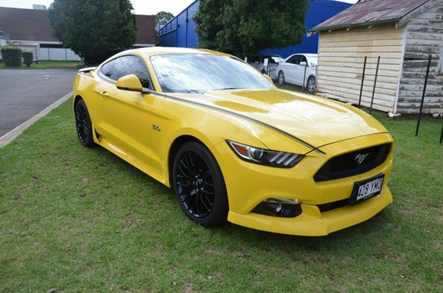 Used Ford Mustang Fastback GT 5.0 V8, Toowoomba, 2016 Ford Mustang Fastback GT 5.0 V8 Coupe