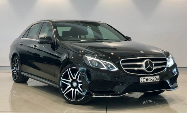 Used Mercedes-Benz E400 7G-Tronic +, Warwick Farm, 2013 Mercedes-Benz E400 7G-Tronic + Sedan