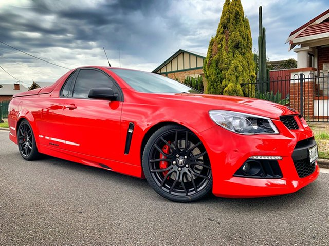 Used Holden Special Vehicles Maloo R8, Cheltenham, 2014 Holden Special Vehicles Maloo R8 Utility
