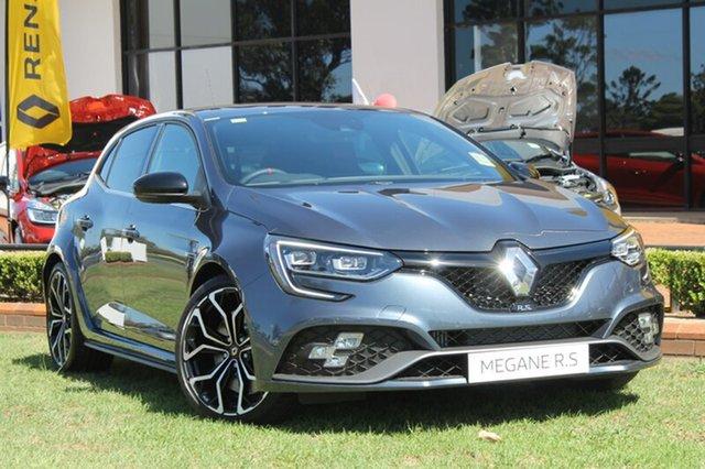 Demonstrator, Demo, Near New Renault Megane R.S. 280 EDC, Toowoomba, 2018 Renault Megane R.S. 280 EDC Hatchback