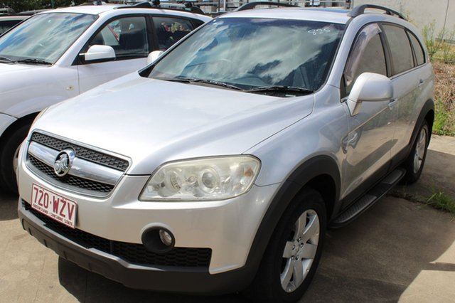 Used Holden Captiva CX AWD, Underwood, 2010 Holden Captiva CX AWD Wagon