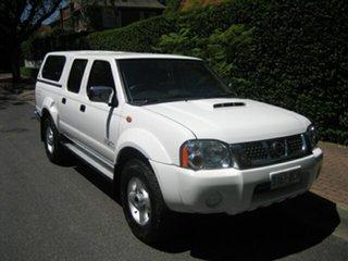 2014 Nissan Navara ST-R (4x4) Dual Cab Pick-up.