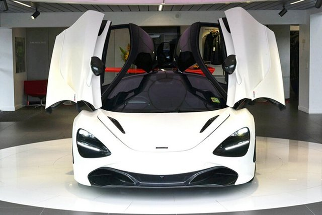 New McLaren 720S Performance SSG, Warwick Farm, 2017 McLaren 720S Performance SSG Coupe