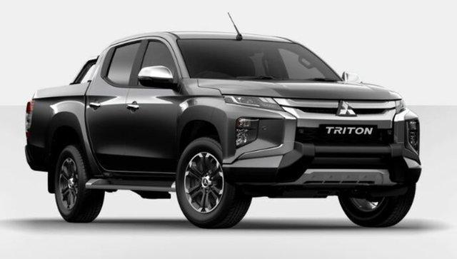 Demonstrator, Demo, Near New Mitsubishi Triton, Atherton, 2018 Mitsubishi Triton Dual Cab