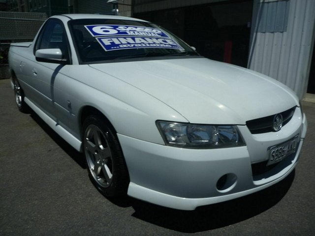 Used Holden Ute S, Edwardstown, 2005 Holden Ute S Utility