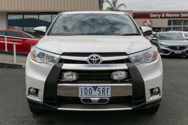 Used Toyota Kluger GX (4x4), Oakleigh, 2014 Toyota Kluger GX (4x4) GSU55R Wagon