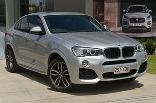 2016 BMW X4 xDrive20d Coupe Steptronic Wagon.