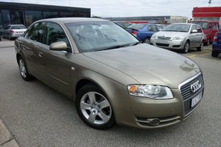 2006 Audi A4 Multitronic Sedan.