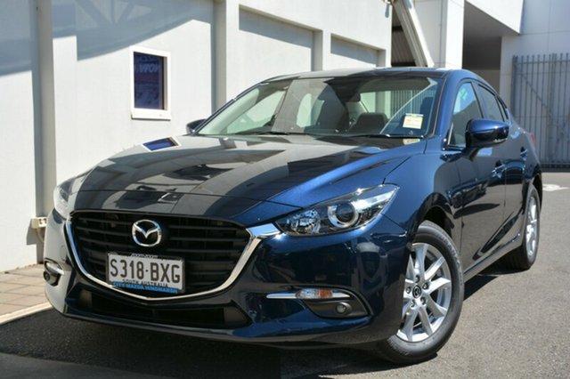 Demonstrator, Demo, Near New Mazda 3 Maxx SKYACTIV-Drive Sport, Cheltenham, 2018 Mazda 3 Maxx SKYACTIV-Drive Sport Sedan