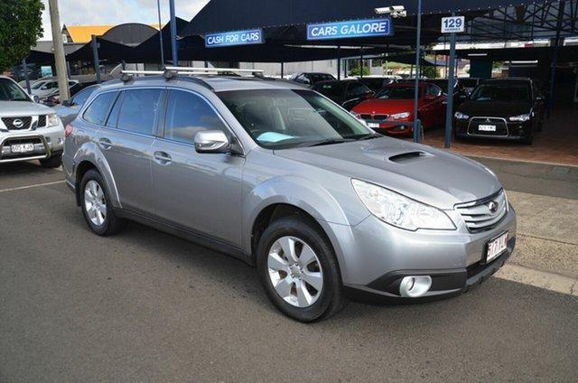 Used Subaru Outback 2.0D Premium, Toowoomba, 2010 Subaru Outback 2.0D Premium Wagon