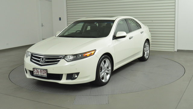 Used Honda Accord Euro Luxury, Southport, 2010 Honda Accord Euro Luxury Sedan
