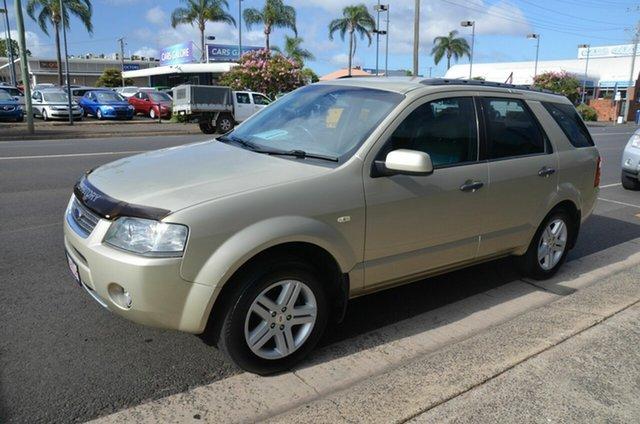 Used Ford Territory Ghia (RWD), Toowoomba, 2007 Ford Territory Ghia (RWD) Wagon