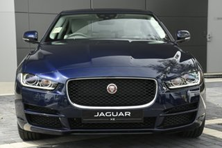 2018 Jaguar XE 20t Prestige Sedan.