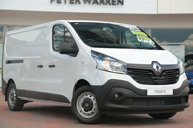 Discounted Demonstrator, Demo, Near New Renault Trafic 103KW Low Roof LWB, Narellan, 2018 Renault Trafic 103KW Low Roof LWB Van