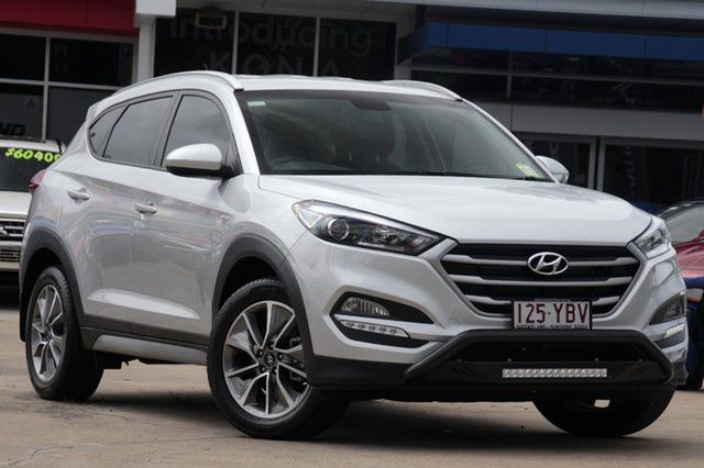 Demonstrator, Demo, Near New Hyundai Tucson Active X 2WD, Beaudesert, 2017 Hyundai Tucson Active X 2WD Wagon