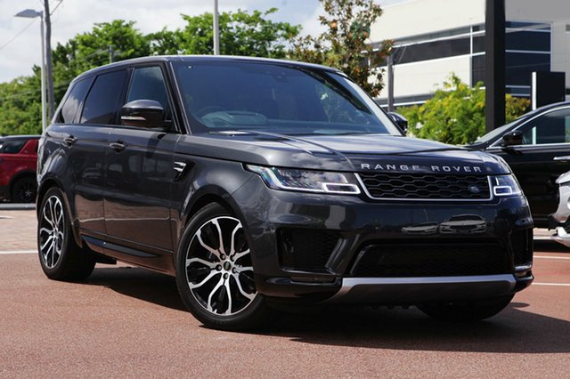 New Land Rover Range Rover Sport Si4 PHEV CommandShift HSE, Osborne Park, 2018 Land Rover Range Rover Sport Si4 PHEV CommandShift HSE Wagon
