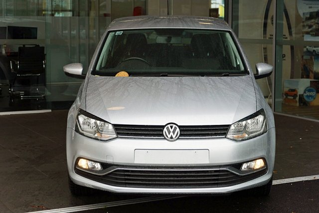 Used Volkswagen Polo 81TSI Comfortline, Southport, 2015 Volkswagen Polo 81TSI Comfortline Hatchback