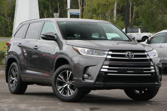 Used Toyota Kluger GX 2WD, Caloundra, 2017 Toyota Kluger GX 2WD Wagon