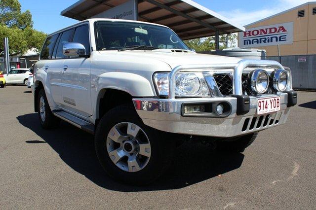 Used Nissan Patrol ST, Toowoomba, 2013 Nissan Patrol ST Wagon