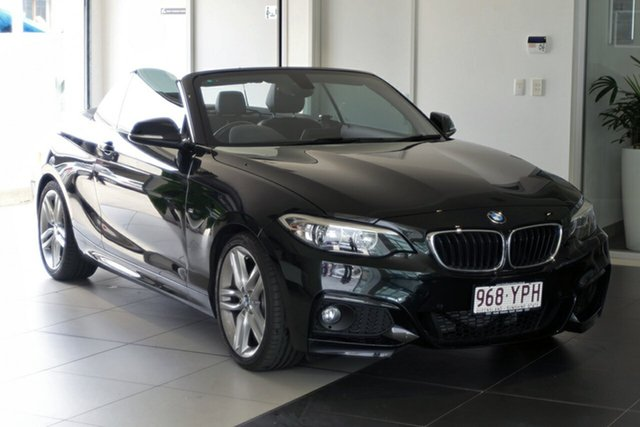 Used BMW 220i Sport Line, Southport, 2016 BMW 220i Sport Line Convertible