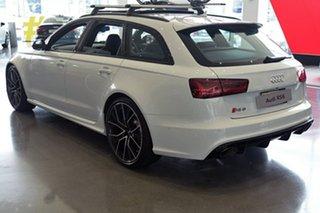 2018 Audi RS6 Avant Performance Wagon.