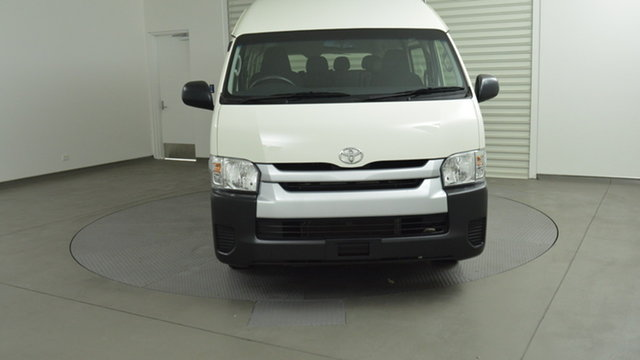 Used Toyota Hiace Commuter High Roof Super LWB, Southport, 2017 Toyota Hiace Commuter High Roof Super LWB Bus