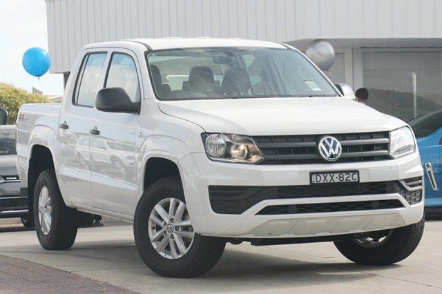 Used Volkswagen Amarok TDI400 4MOT Core, Waitara, 2018 Volkswagen Amarok TDI400 4MOT Core Utility