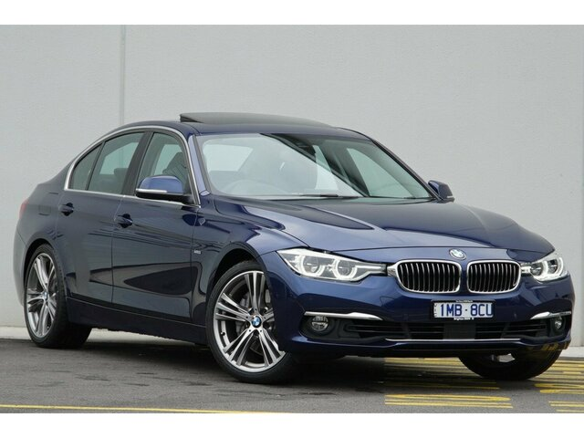Used BMW 340i Luxury Line, Clayton, 2017 BMW 340i Luxury Line Sedan