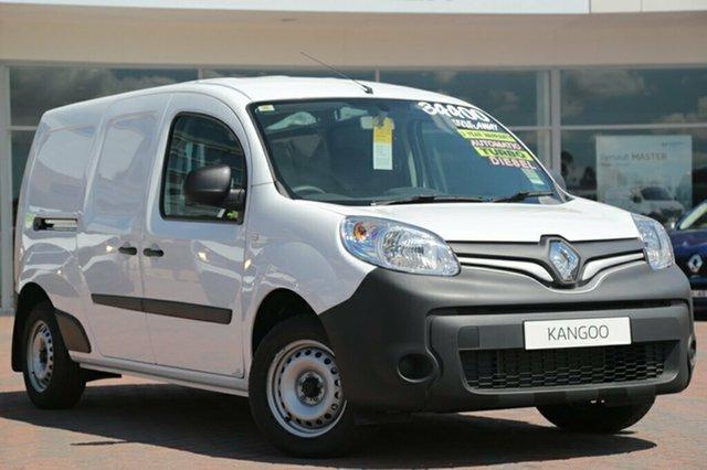 Discounted Demonstrator, Demo, Near New Renault Kangoo Maxi LWB EDC, Warwick Farm, 2018 Renault Kangoo Maxi LWB EDC Van