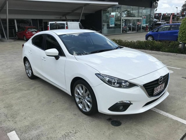Discounted Used Mazda 3 Maxx SKYACTIV-Drive, Yamanto, 2015 Mazda 3 Maxx SKYACTIV-Drive Sedan