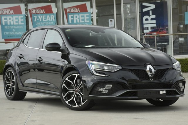 Discounted New Renault Megane R.S. 280 EDC, Warwick Farm, 2018 Renault Megane R.S. 280 EDC Hatchback