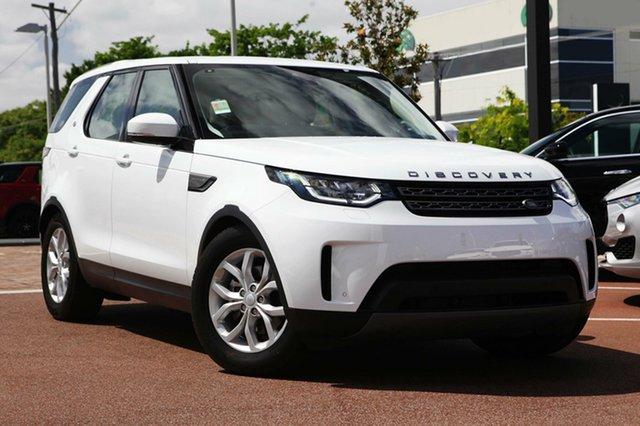 Demonstrator, Demo, Near New Land Rover Discovery Td4 SE, Osborne Park, 2018 Land Rover Discovery Td4 SE Wagon