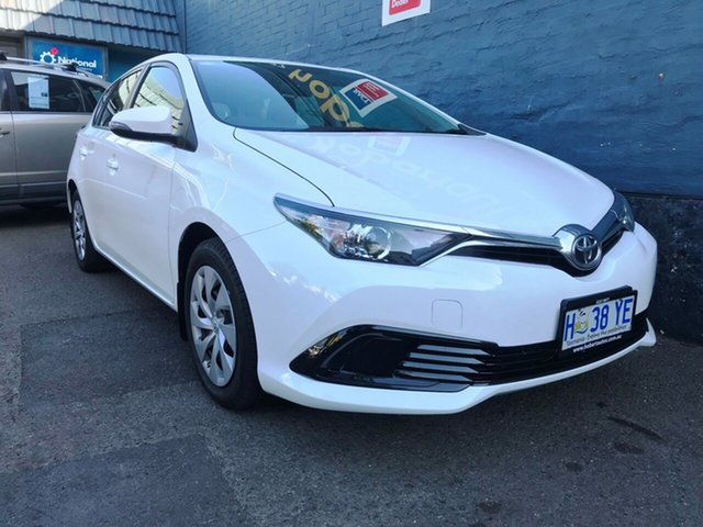 Discounted Used Toyota Corolla Ascent, Hobart, 2015 Toyota Corolla Ascent Hatchback