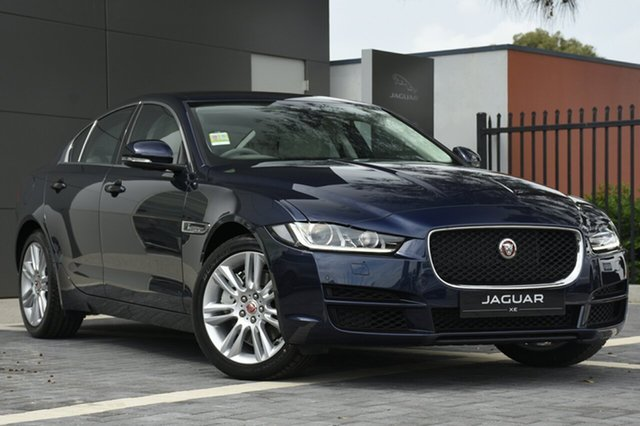 Demonstrator, Demo, Near New Jaguar XE 20t Prestige, Campbelltown, 2018 Jaguar XE 20t Prestige Sedan