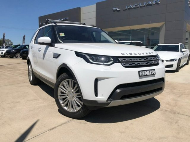 Demonstrator, Demo, Near New Land Rover Discovery TD6 HSE Luxury, Lavington, 2017 Land Rover Discovery TD6 HSE Luxury Wagon