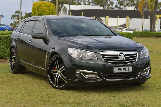 Discounted Used Holden Calais V Sportwagon, Southport, 2014 Holden Calais V Sportwagon Wagon