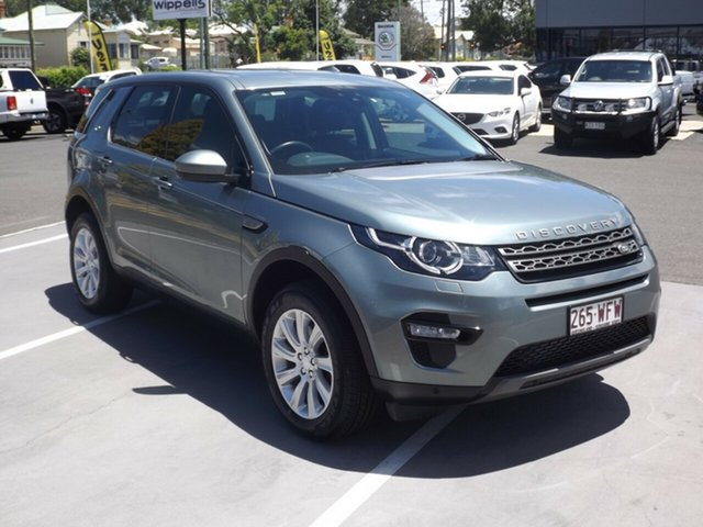 Used Land Rover Discovery Sport Si4 SE, Toowoomba, 2015 Land Rover Discovery Sport Si4 SE Wagon
