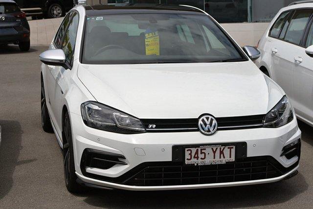 Demonstrator, Demo, Near New Volkswagen Golf R DSG 4MOTION, Southport, 2018 Volkswagen Golf R DSG 4MOTION Hatchback