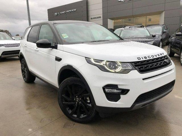 Demonstrator, Demo, Near New Land Rover Discovery Sport SD4 HSE, Lavington, 2018 Land Rover Discovery Sport SD4 HSE Wagon