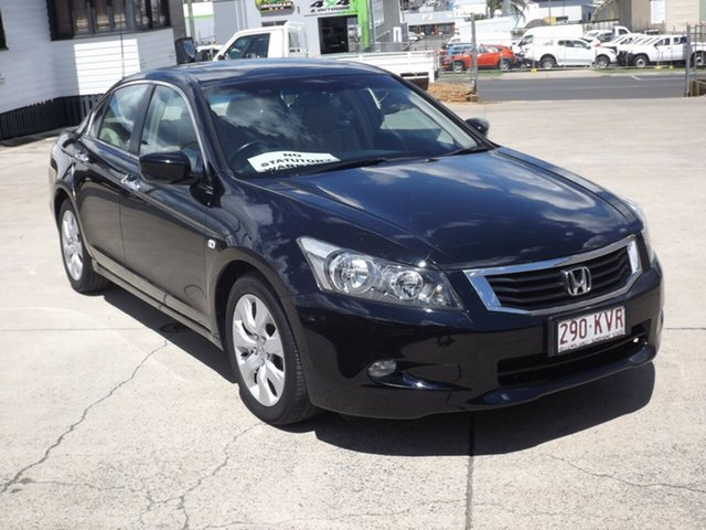 Discounted Used Honda Accord VTi-L, Toowoomba, 2007 Honda Accord VTi-L Sedan