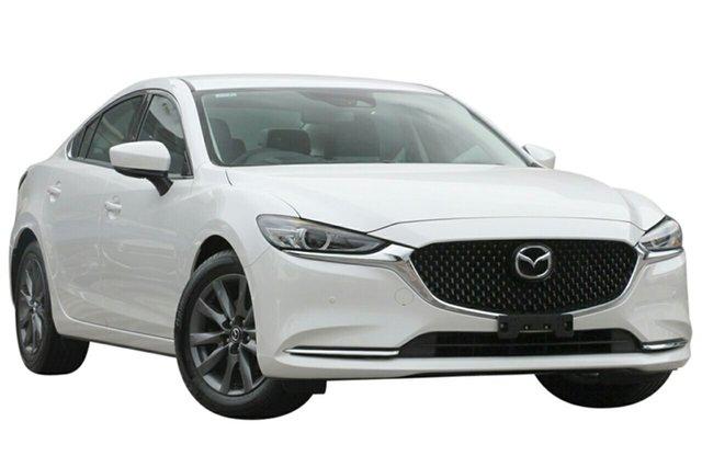 New Mazda 6 Touring SKYACTIV-Drive, Cheltenham, 2019 Mazda 6 Touring SKYACTIV-Drive Sedan