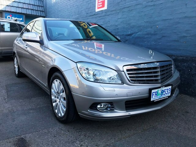 Discounted Used Mercedes-Benz C220 CDI Elegance, Hobart, 2007 Mercedes-Benz C220 CDI Elegance Sedan