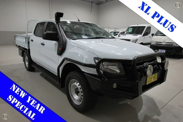 Used Ford Ranger XL Double Cab, Kenwick, 2014 Ford Ranger XL Double Cab Cab Chassis