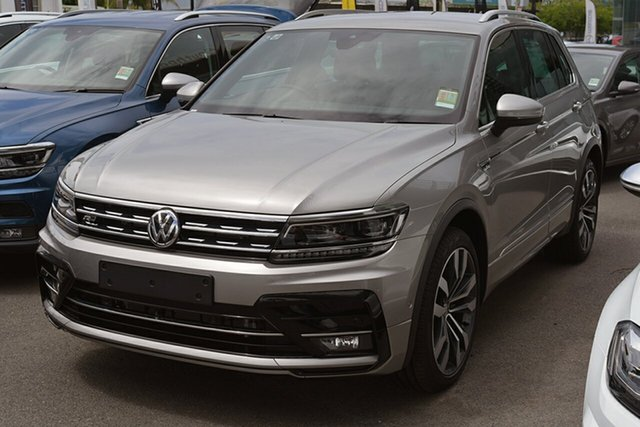 New Volkswagen Tiguan 162TSI DSG 4MOTION Highline, Southport, 2018 Volkswagen Tiguan 162TSI DSG 4MOTION Highline Wagon