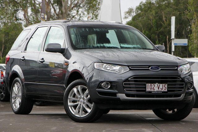 Used Ford Territory TS Seq Sport Shift, Caloundra, 2014 Ford Territory TS Seq Sport Shift Wagon