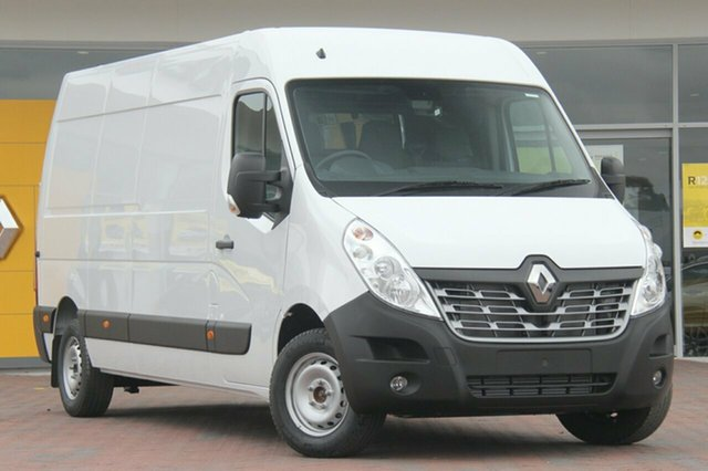 Discounted Demonstrator, Demo, Near New Renault Master Mid Roof LWB AMT, Southport, 2018 Renault Master Mid Roof LWB AMT Van