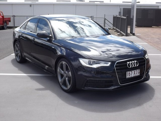 Discounted Used Audi A6 Multitronic, Toowoomba, 2012 Audi A6 Multitronic Sedan
